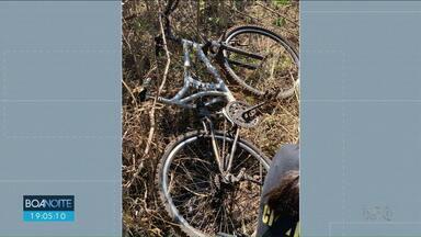Corpo é encontrado carbonizado, em Sarandi. - A polícia suspeita que seja o corpo de um adolescente que está desaparecido desde o último sábado.