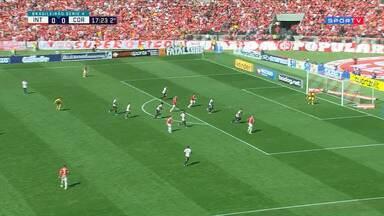 Internacional 0 x 0 Corinthians