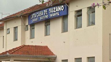 Interdição suspende internações na UTI de Suzano - Vigilância Sanitária apontou adequações que precisam ser feitas na UTI adulta da Santa Casa.