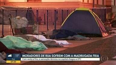Bom Dia SP - Edição de quinta-feira, 15/08/2019 - Casos de sarampo aumentam 36% no estado de São paulo. Queda de três árvores sobre postes no Morumbi complica trânsito e interrompe fornecimento de energia. Polícia apreendem ônibus clandestino e descobrem 100 kg de drogas em SP.