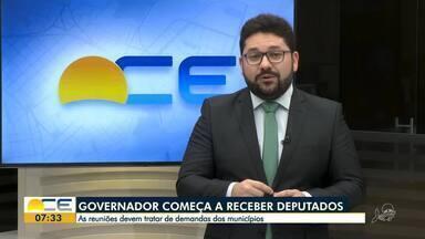 Inácio Aguiar traz os bastidores da Política - Confira mais notícias em g1.globo.com/ce