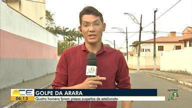 Halisson Ferreira mostra as principais ocorrências policiais - Confira mais notícias em g1.globo.com/ce