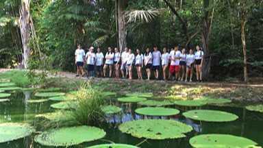 Alunos de Mogi das Cruzes conhecem a Floresta Amazônica - Uma experiência para toda a vida para todos os estudantes que participaram do projeto.