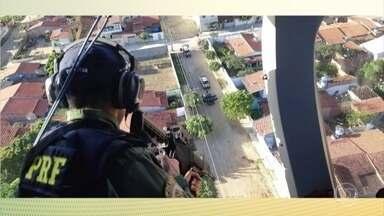 90 suspeitos de participar de organizações criminosas são alvos de operação do MP - A operação aconteceu em 9 estados do Brasil. São mais de 300 mandados judiciais.