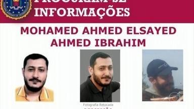 Egípcio procurado pelo FBI por envolvimento com o terrorismo se apresenta à PF - Mohamed Ahmed Ibrahim está na delegacia da Polícia Federal em Guarulhos, na Grande São Paulo.
