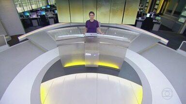 Jornal Hoje - Edição de sexta-feira, 16/08/2019 - Os destaques do dia no Brasil e no mundo, com apresentação de Sandra Annenberg.