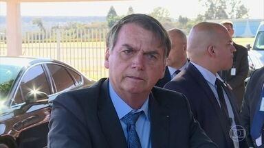 Troca de comando na PF do Rio provoca reação de Bolsonaro - Presidente havia anunciado superintendente de Manaus para o cargo, mas direção da PF divulgou outro nome. Delegado da PF alertou para riscos de ingerência política.