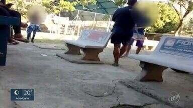 Professor é agredido fisicamente por aluno após discussão em escola de Piracicaba - Motivo foi o uso de drogas por parte do estudante. Caso aconteceu na última sexta-feira (16), na Escola Estadual Maria de Lourdes Silveira Cosentino.