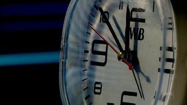 Confira a abertura do Jornal do Almoço, com mais tempo de Blumenau - Confira a abertura do Jornal do Almoço, com mais tempo de Blumenau