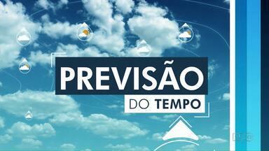 Semana deve ser gelada na região dos Campos Gerais - Confira a previsão do tempo.