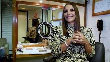 Jeniffer Nascimento e Ivete Sangalo contam com quem assistem ao programa - Confira!!