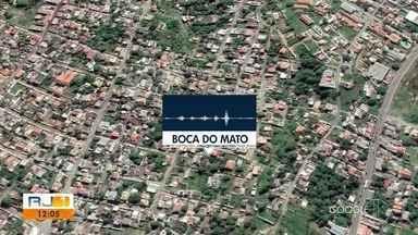 Tiroteio muda a rotina de moradores de bairros de Cabo Frio, no RJ - Policiamento foi reforçado nos bairros Boca do Mato e Estradinha.