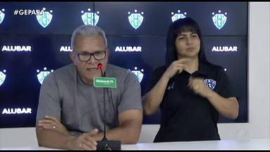 Paysandu vai com time misto contra o Nacional-AM - Depois de vencer na ida por 1 a 0, em Manaus, Alviceleste mais uma vez poupará jogadores na Copa Verde. Partida será nesta terça-feira, 20h30, na Curuzu.
