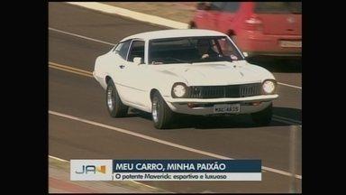 Confira o quadro ''Meu carro, minha paixão'' desta terça-feira (20) - Confira o quadro ''Meu carro, minha paixão'' desta terça-feira (20)