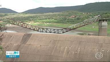 Calendário de abastecimento de água de Santa Cruz do Capibaribe sofre alteração - Moradores se preocupam com situação.