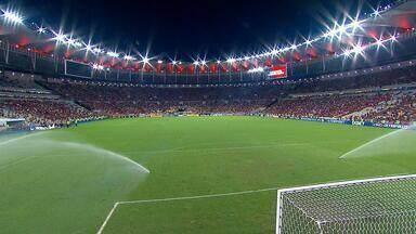 Inter vai para o Rio de Janeiro enfrentar o Flamengo pela Libertadores nesta quarta (21) - Jogo é válido pelas quartas de final da Copa Libertadores e partida começa às 21h30, com transmissão da RBS TV.