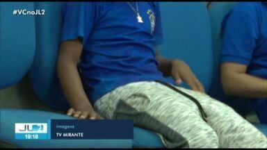 Adolescentes apreendidos em Maranhão já estão em Marabá, no PA - Os três adolescentes tinham fugido de um abrigo.