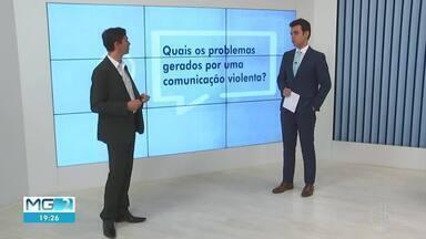 Consultor em carreira fala sobre comunicação dentro das empresas - Consultor responde dúvidas dos telespectadores.