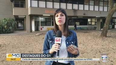 G1 no BDMG: Cientista premiada da UFMG pensa em sair do país por ameaça de cortes do CNPq - Angélica Vieira coordena estudo de combate a superbactérias resistentes a antibióticos.