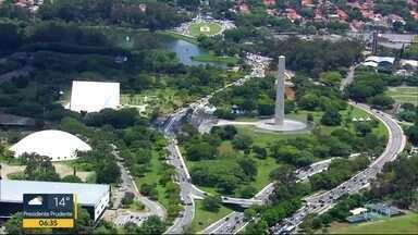 Parque do Ibirapuera comemora 65 anos de sua inauguração - Parque, que é um dos cartões postais da cidade, recebe mais de 14 milhões de pessoas por ano.