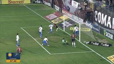 Em casa, Brasil de Pelotas garante vitória contra o São Bento - Assista ao vídeo.