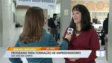 Fatec de São José oferece programa de formação de empreendedores - Programa auxilia quem quer tirar ideia de negócio do papel.