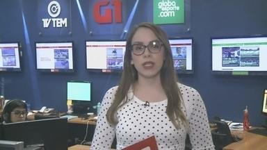 Carol Andrade traz os destaque do G1 durante o Bom Dia Cidade - Confira os principais destaques desta quarta-feira (21) com a repórter Carol Andrade.