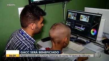 GAAC será beneficiado pelo Criança Esperança - GAAC será beneficiado pelo Criança Esperança