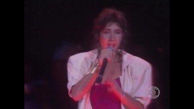 Zizi Possi cantando 'Perigo' - Música fez parte da trilha da novela
