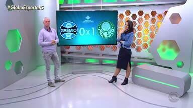 Maurício Saraiva avalia chances de Grêmio se classificar na Libertadores - Para garantir a vaga, Tricolor precisa ganhar fora de casa.
