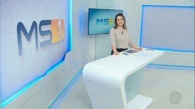 MSTV 1ª Edição Campo Grande - quarta-feira - 21/08/2019 - MSTV 1ª Edição Campo Grande - quarta-feira - 21/08/2019
