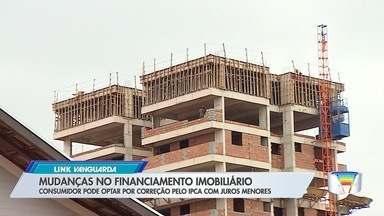 Governo anunciou movo tipo de financiamento de imóveis pela Caixa - Expectativa do setor imobiliário de São José é que medida movimente a economia.