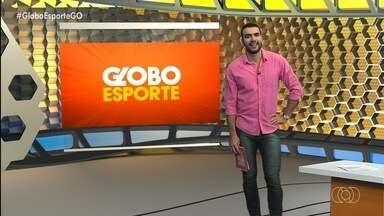 Globo Esporte GO - 21/08/2019 - Íntegra - Confira a íntegra do programa Globo Esporte GO - 21/08/2019