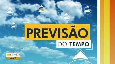 Confira a previsão do tempo para esta quarta-feira (21) em Roraima - Veja a temperatura na capital e no interior do estado.