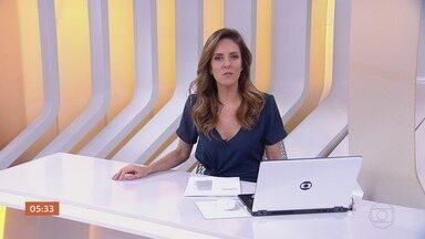 Hora 1 - Edição de quinta-feira, 22/08/2019 - Os assuntos mais importantes do Brasil e do mundo, com apresentação de Monalisa Perrone