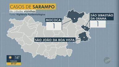 São João da Boa Vista e Pirassununga confirmam primeiros casos de sarampo - Araras, Rio Claro e São Carlos também já confirmaram primeiros casos da doença.