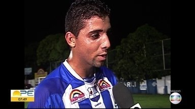 Zagueiro Léo Gama é assassinado em Camaragibe - Jogador passou, em Pernambuco, por Salgueiro e Cabense