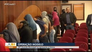 Guarda Municipal de Castanhal suspeito de fazer parte de quadrilha se apresenta à Polícia - Guarda Municipal de Castanhal suspeito de fazer parte de quadrilha se apresenta à Polícia