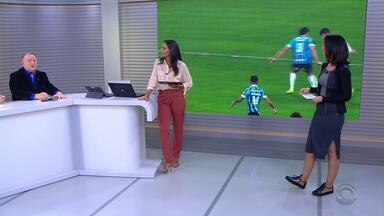 Confira os destaques do esporte no Jornal do Almoço nesta sexta-feira (24) - Assista ao vídeo.