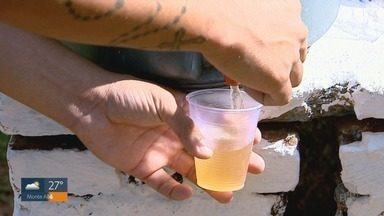 Francana se arma com bebida energizante para enfrentar o Catanduva - Times se enfrentam no domingo (25), às 10h, no Estádio Lancha Filho.