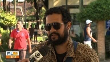Artista arapiraquense está com sua música autoral na trilha sonora do filme Morto Não Fala - Cantor Janu dá entrevista sobre o assunto.