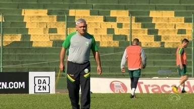 Ypiranga precisa da vitória para buscar a classificação - Time de Erechim é o adversário do Juventude no jogo de domingo.