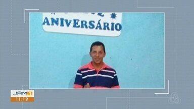 Professor é assassinado em Tabatninga - Crime ocorreu perto da escola onde ele trabalhava.