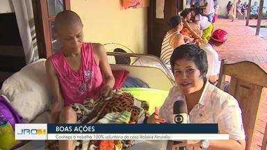 Boas Ações: Conheça o trabalho 100% voluntário da casa Acássia Amarela - Boas Ações: Conheça o trabalho 100% voluntário da casa Acássia Amarela