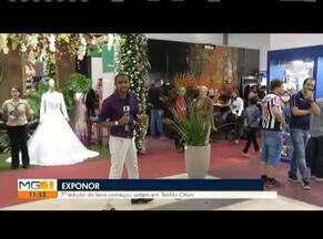Sétima edição da Feira Exponor agita Teófilo Otoni - A abertura aconteceu nesta última quinta (22). Governador Romeu Zema visitou a Exposição.