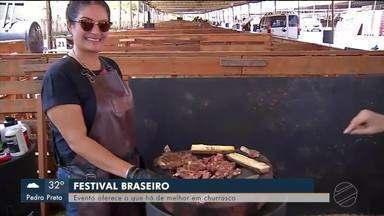 Festival oferece o que há de melhor em churrasco - Festival oferece o que há de melhor em churrasco