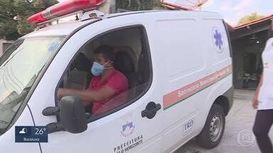 Mais uma unidade de saúde de BH é fechada por suspeita de sarampo - De acordo com a Secretaria Municipal de Saúde, um paciente com sintomas da doença foi atendido no Centro de Saúde Lagoa. Na quarta-feira, a UPA Centro-Sul chegou a ser fechada.