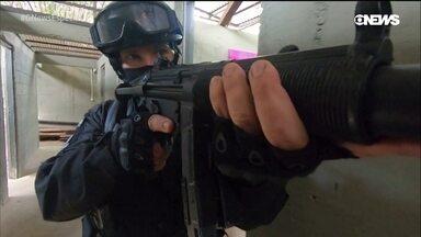 As tropas de elite das polícias brasileiras