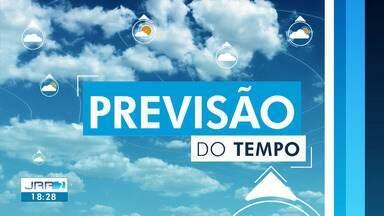 Confira a previsão do tempo para este sábado (24) em Roraima - Veja a temperatura na capital e no interior do estado.