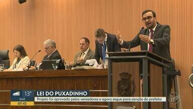 Câmara Municipal de Campinas aprova 'Lei do Puxadinho' - Proposta é ajudar na regularização de imóveis.